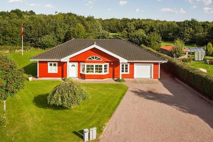 Gæsteafdeling  / annex - Horsens - Hus