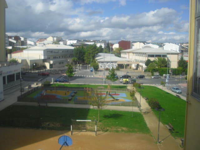 Entire apartment in Lugo - Piso entero en Lugo - Lugo - Lägenhet