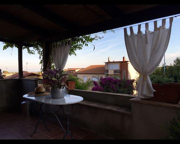 Casa Fiorella - Cute Apartment - Capalbio - Apartamento