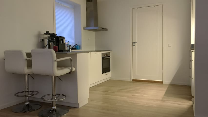 Modern and upgraded (2015) apartment downtown - Alesund - Lejlighed