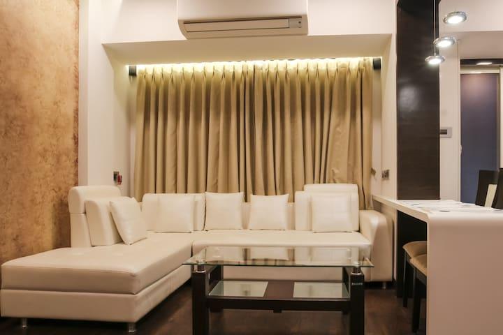 Tastefully Designed New Apartment - Navi Mumbai - Appartement