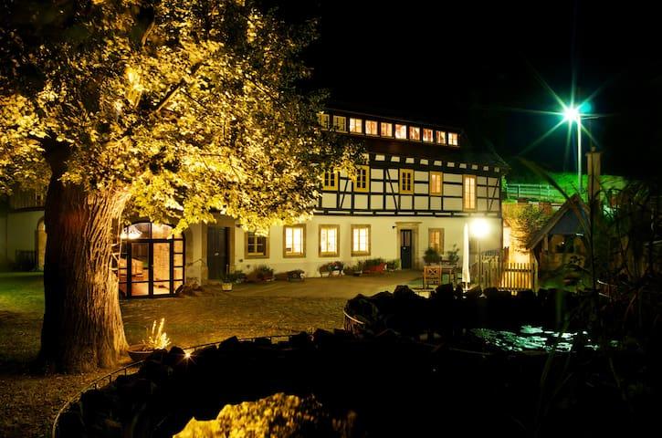 Ferienwohnung am Tharandter Wald bei Dresden - Wilsdruff - Apartamento