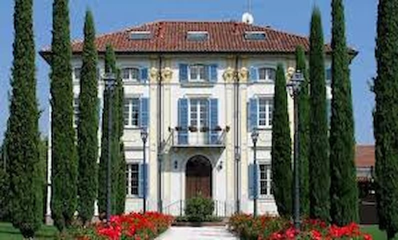 Villa for rent in Italy / Piemonte - Gamalero - Willa