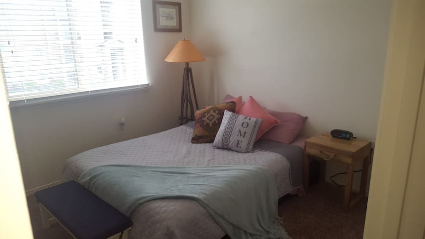 Cozy 1 bedroom outside of PC! - Heber City - Daire