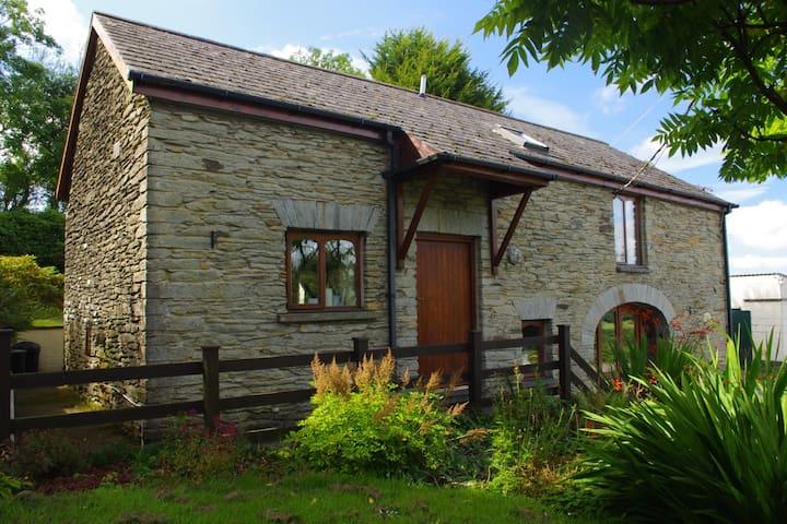 Hen Stabl: Romantic cottage with Wonderful Views - Pembrokeshire - Huis