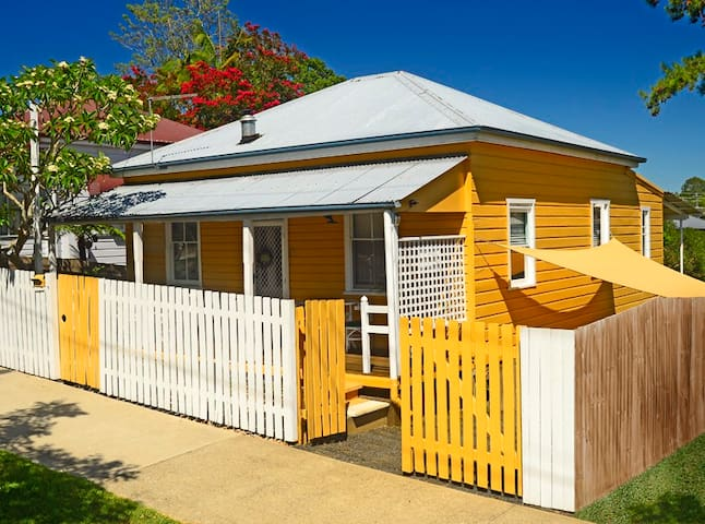 The Mustard Cottage - East Lismore - Maison