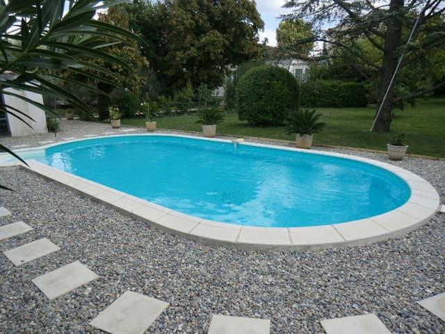 la Maison de Mamie en Provence - Vedène - Konukevi