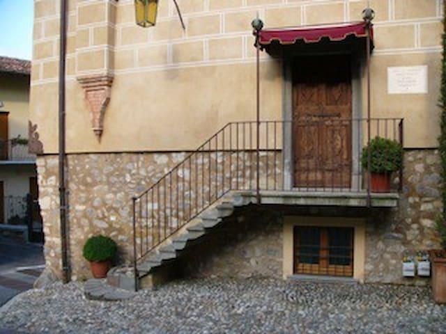 Apt in centro storico nel cuore della Franciacorta - Colombaro - Lägenhet