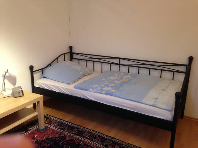 Zimmer mit Küche und Bad in Einfamilienhaus - Neuberg - Casa