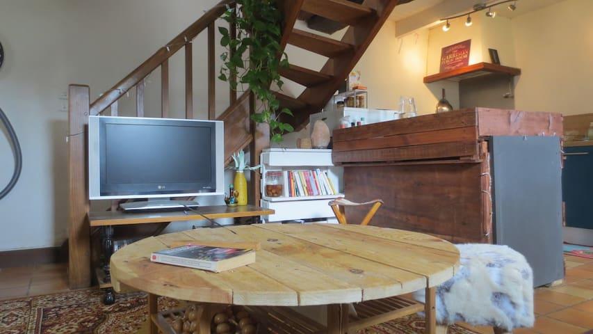 Chambre au calme à la campagne - Morlaix - Casa