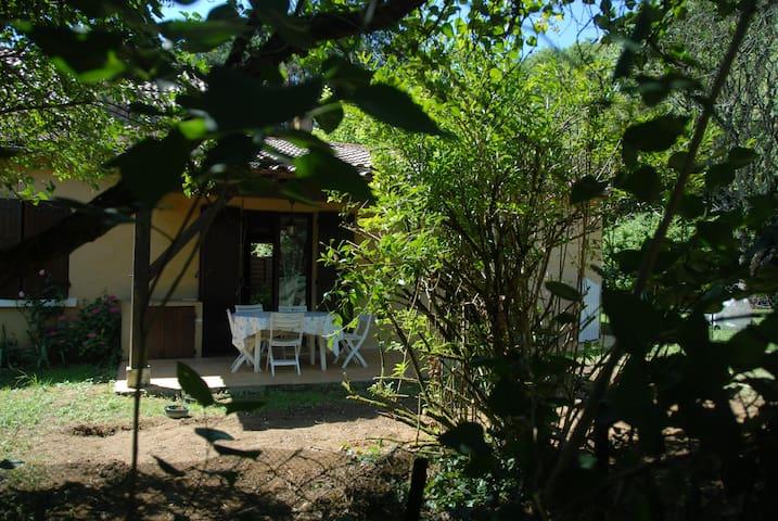 Gîte  115 m2,  Sarladais,  jardin clos - Salignac-Eyvigues - Huis