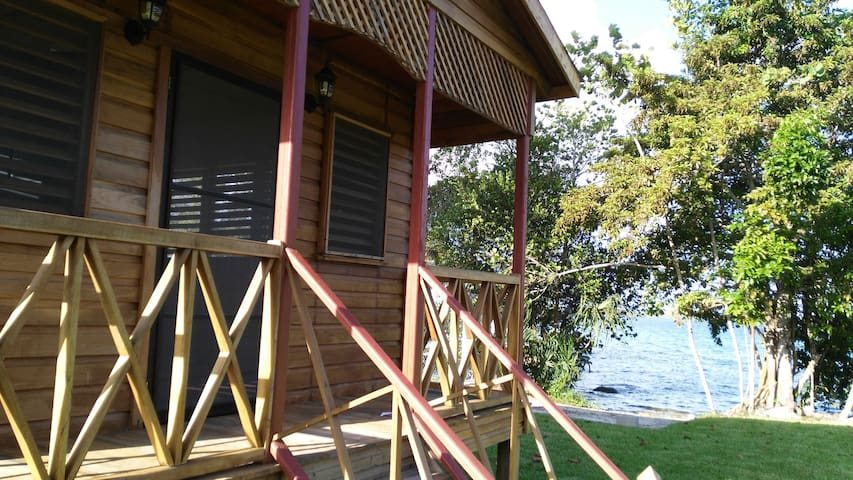Beautiful bungalow in front of the Bacalar lagoon! - Bacalar