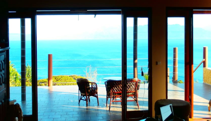 Villa Vanilla Suite with pool - Savusavu