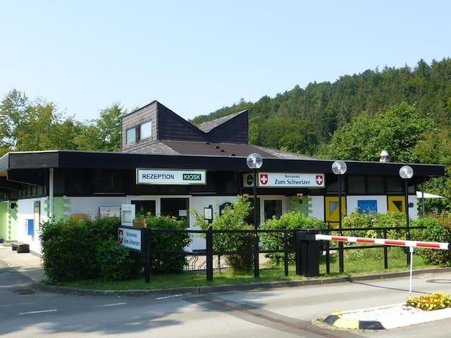 Ferienwohnung / Gästezimmer (W1) - Bad Gandersheim - Apartamento