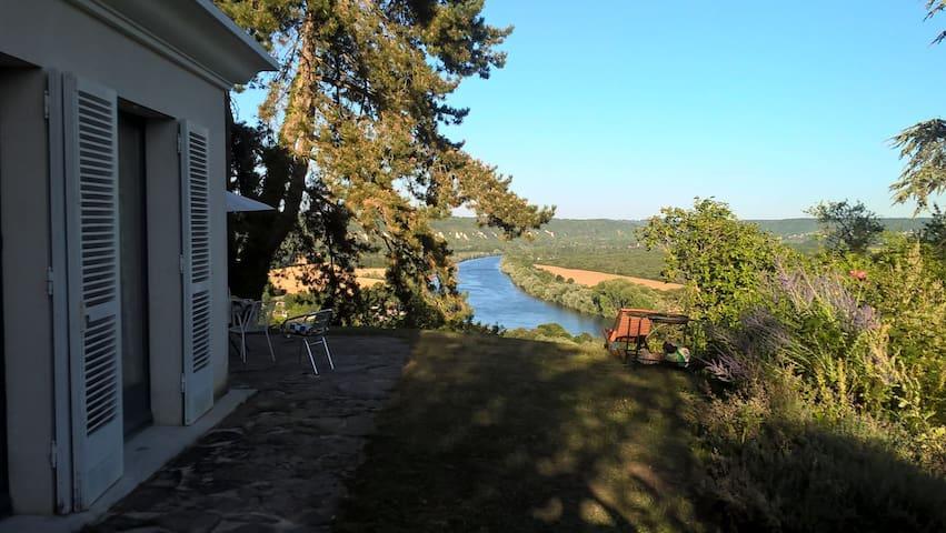 Chambre d'hôtes des crêtes - La Roche-Guyon - Pousada