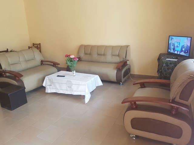 Appartement Meublé/Furnished House Ngousso - Yaoundé