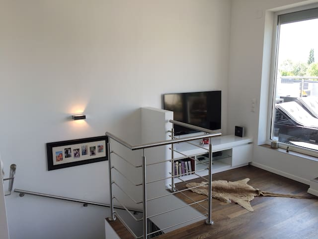 Modern, spacious apartment with a great view - Mödling - Appartement