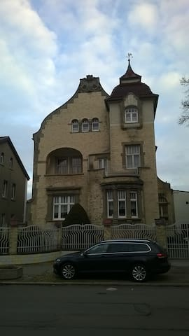 Vila Burghardt - Naumburg (Saale)