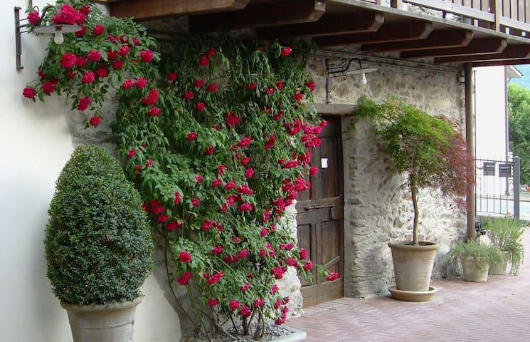 Residenza Antica Corte Villa Picta - Buglio In Monte - Frazione Villapinta - 公寓