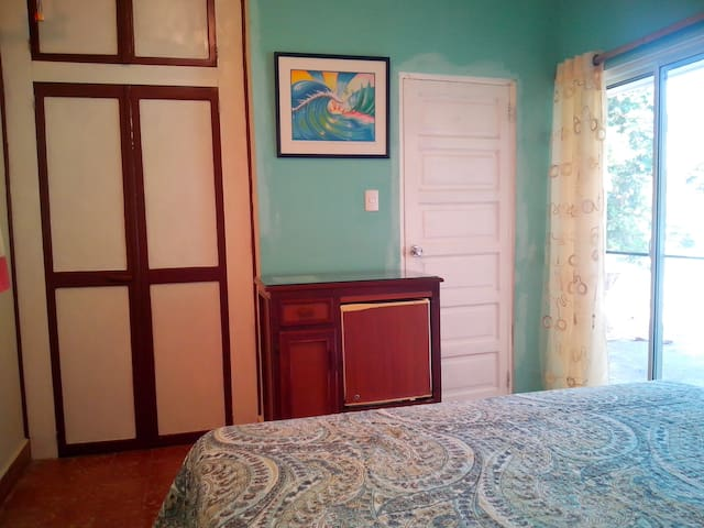 Beach front B&B #7 - Boca Chica - Bed & Breakfast