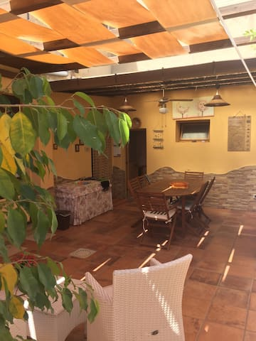 Camere con patio sud Sardegna - Portoscuso - Bed & Breakfast