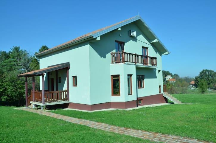 Big family House - Mala Ivanča - Huis