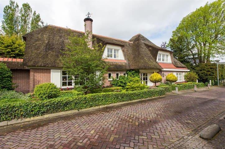 villaverhuur-nederland - Oudkarspel - Villa