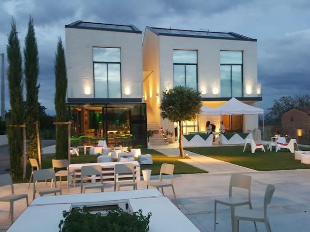 "Brewpub Beer House "" Weizen"" a Montepulciano - Abbadia - Lägenhet"