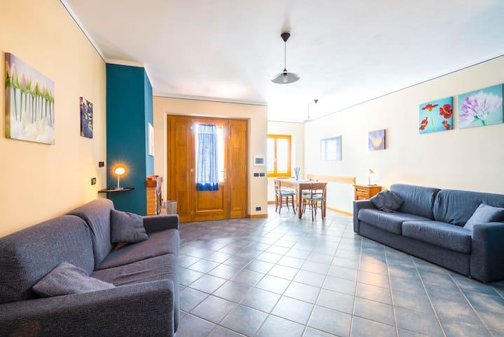 Spazioso monolocale con giardino - Cutigliano - Appartement