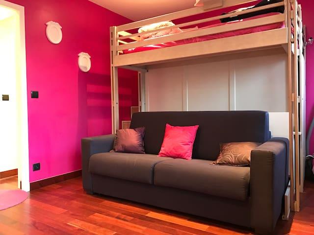 Studio-house with Garden - Bry-sur-Marne
