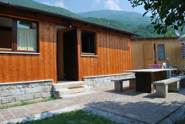 Cottage riva al lago - Milano - Daire
