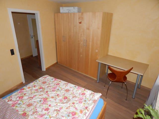 Sonnendurchflutete 2,5 Zimmer - Waldems