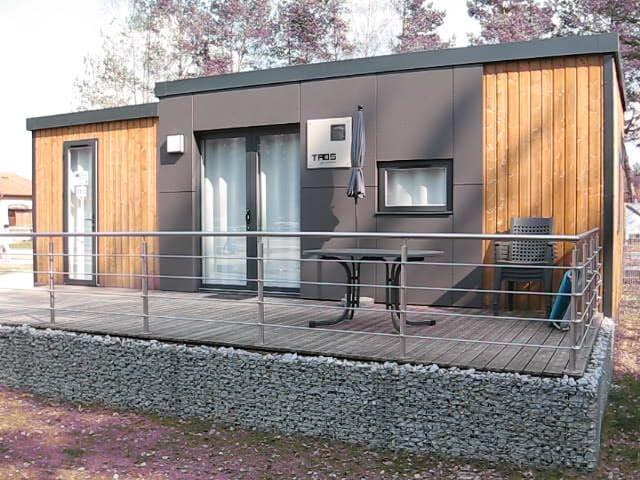 Luxuriöses Mobilheim / Ferienhaus am Murner See - Wackersdorf - Apartamento