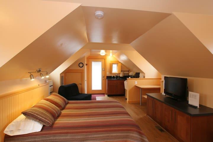 Jailhouse Suites Loft - Yellow Springs - Departamento