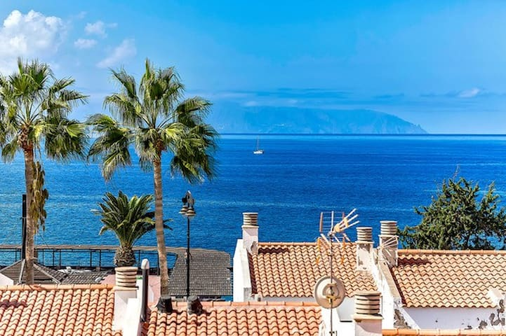 APARTMENT WITH SEA VIEW,100 METERS FROM SEA - Santiago del Teide