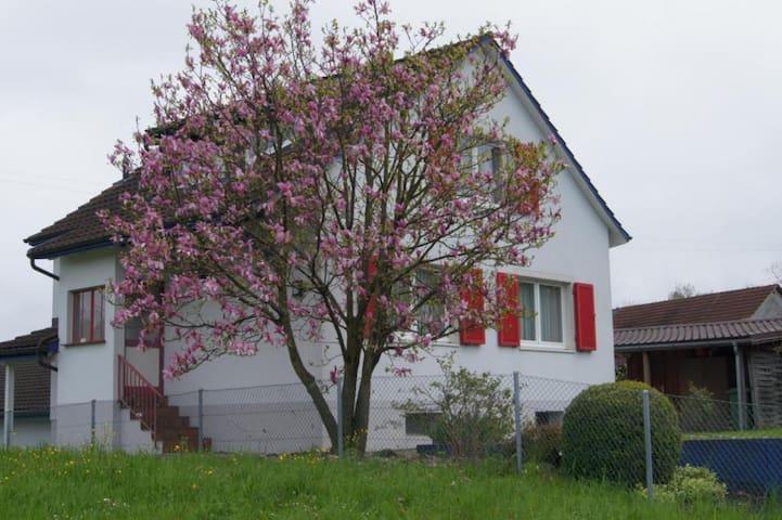 ferienwohnung für 6 personen - Romanshorn - Hus