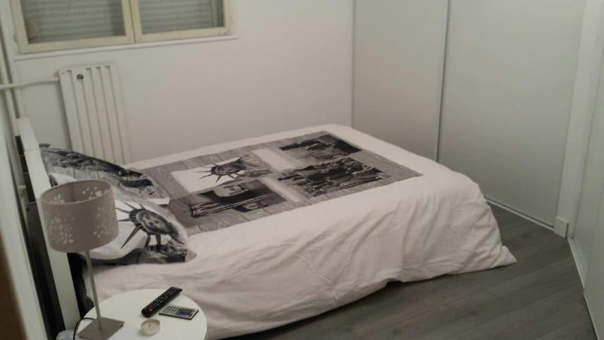 Belle chambre ds résidence fermée - Rognac - Apartment