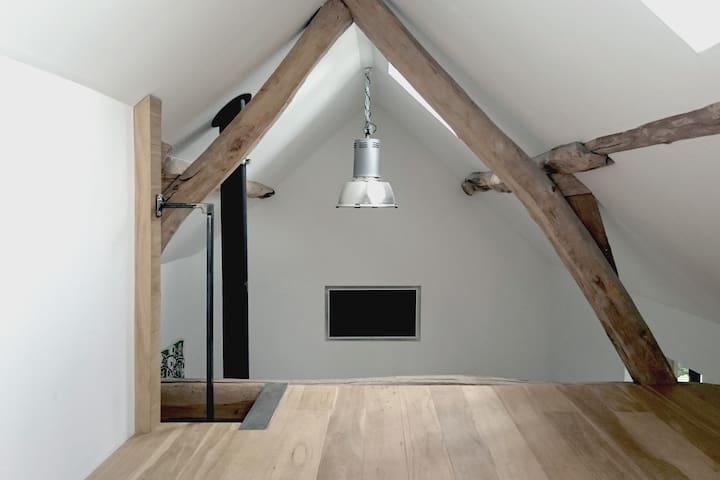Luxueuze boerderijwoning te Sittard - Sittard - Lägenhet