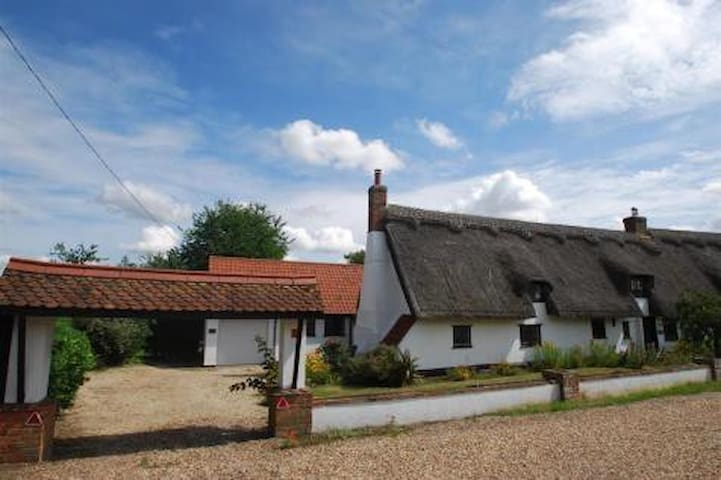 Cosy Cottage - Bury St Edmunds