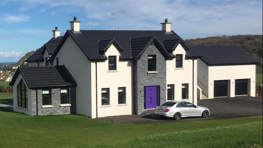 Meadow View Apartment - Larne - Daire