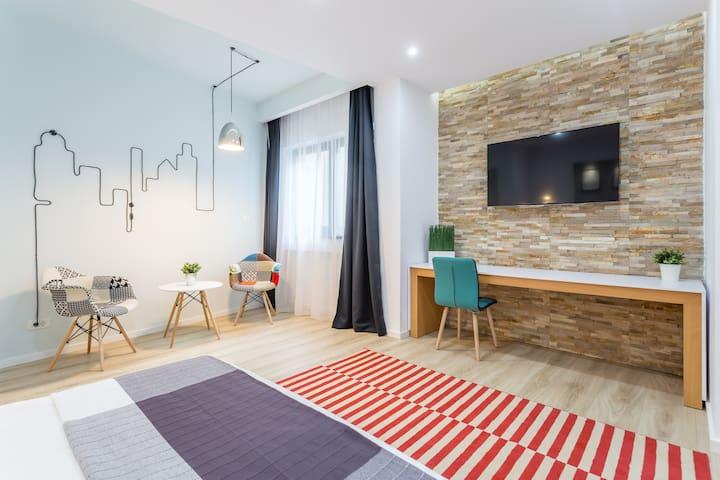 Sky Studio - Ultracentral - București - Apartemen