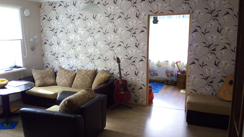 Family and kids friendly apartment for rent - Pärnu - Departamento