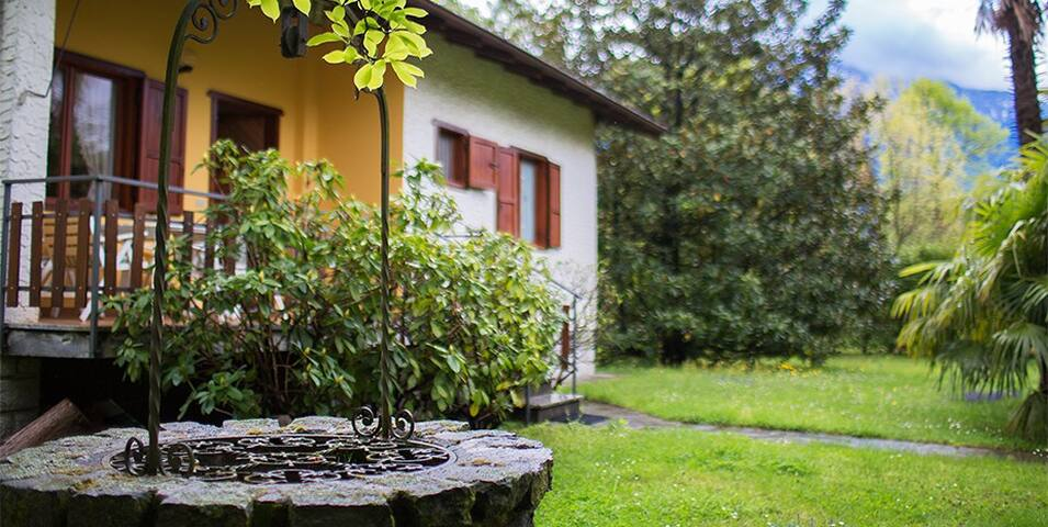 Detached house with garden - Sorico - Ev