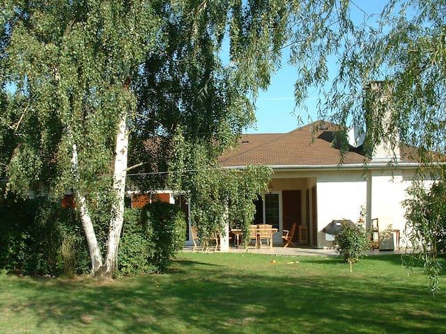 Maison spacieuse proche forêt,étang - Vieille-Église-en-Yvelines