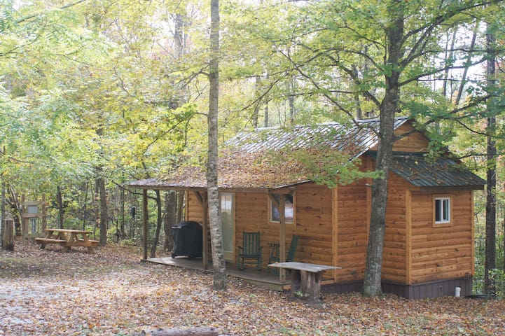 Forest Cabin at Sinking Creek - London