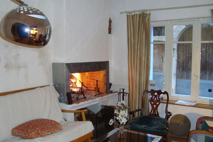 Maison de village en pays cathare - Peyriac-Minervois - Hus