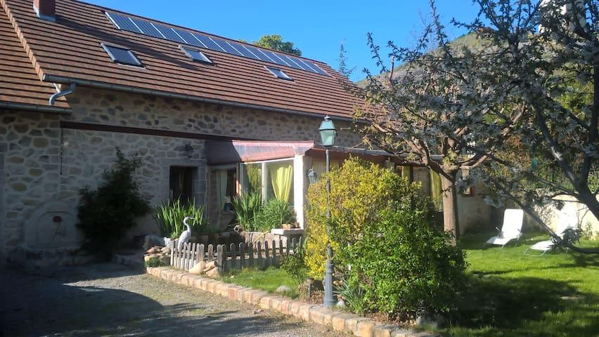 Maison avec spas et jardin - Gap - Casa