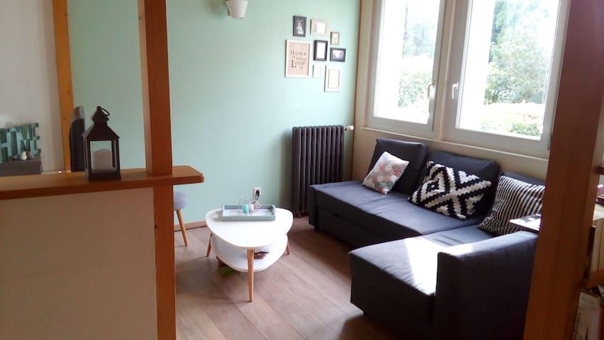 Petite maison proche centre ville - Landerneau - Casa