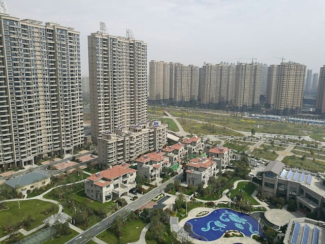 comfortable and convenient living - Yancheng Shi - Wohnung