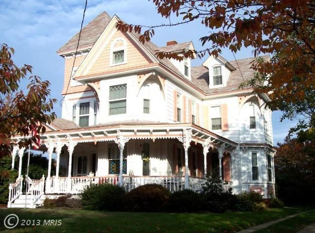Home Away from Home Victorian - Chestertown - Apartemen